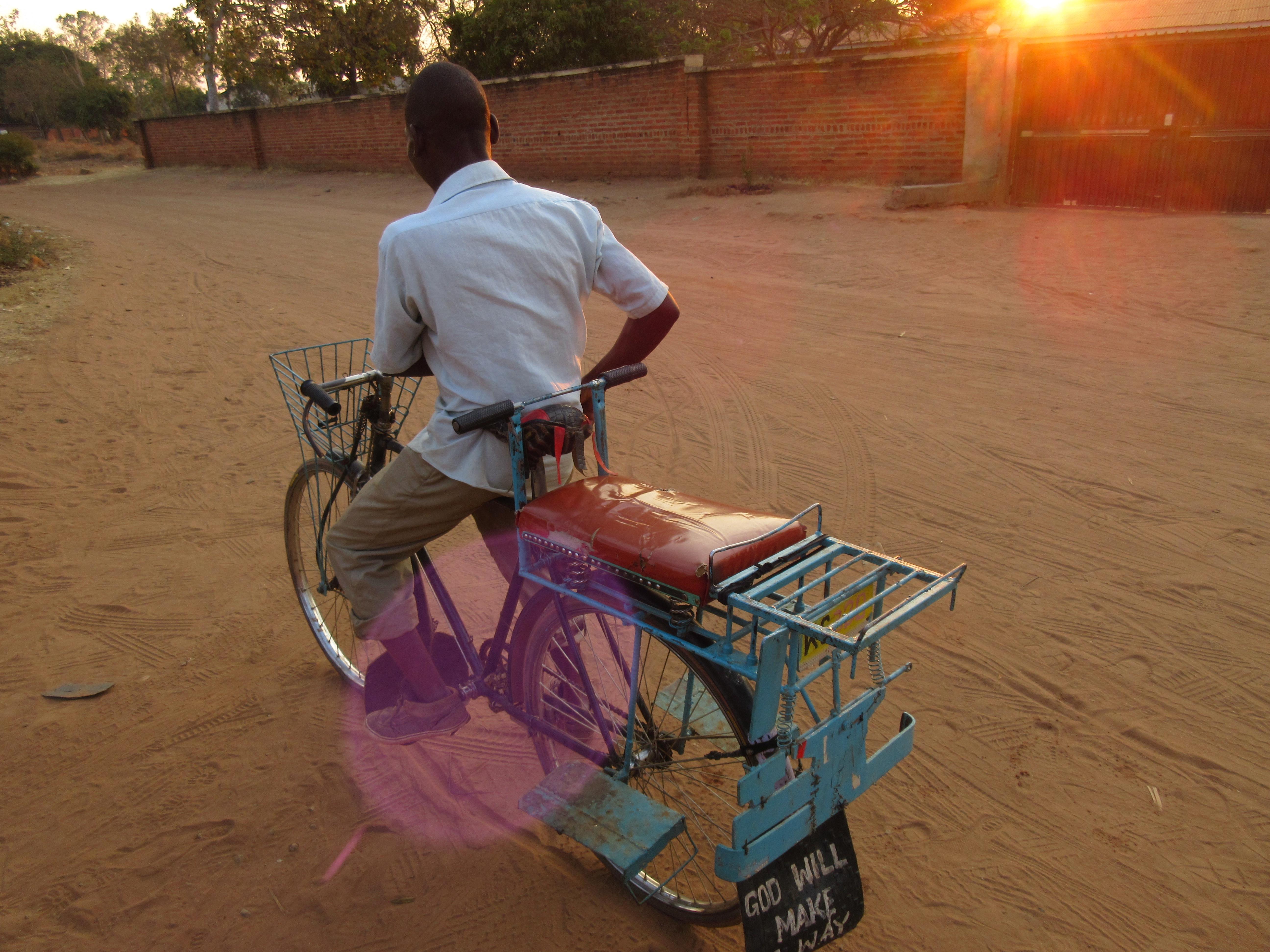 マラウイの交通事情について