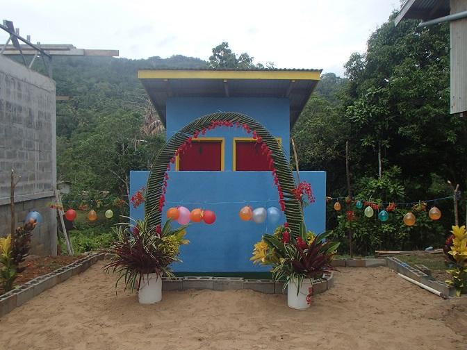 その23  Toilet project