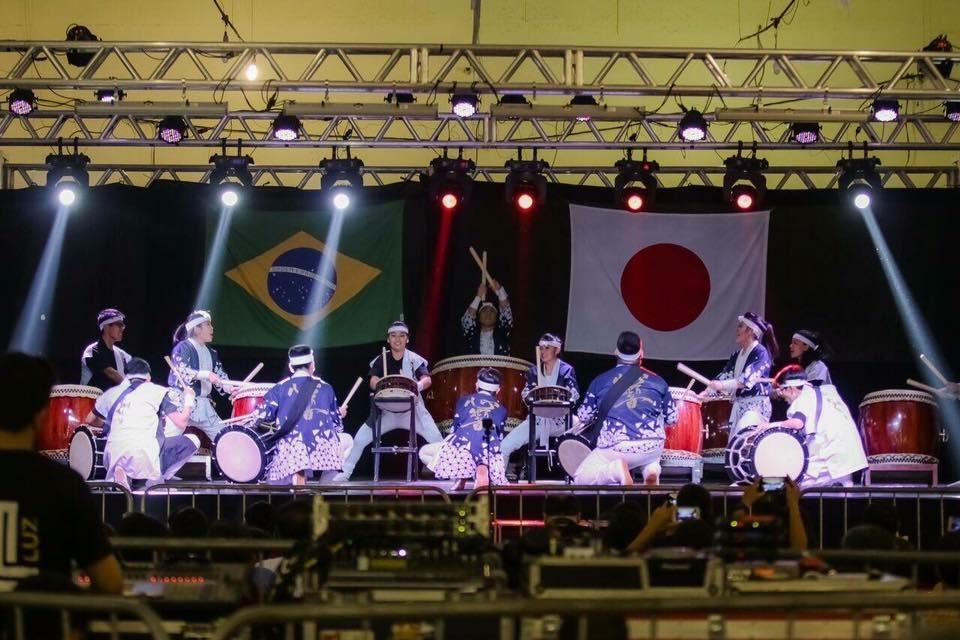 インダイアツーバ祭り~Japão Festiv・・・