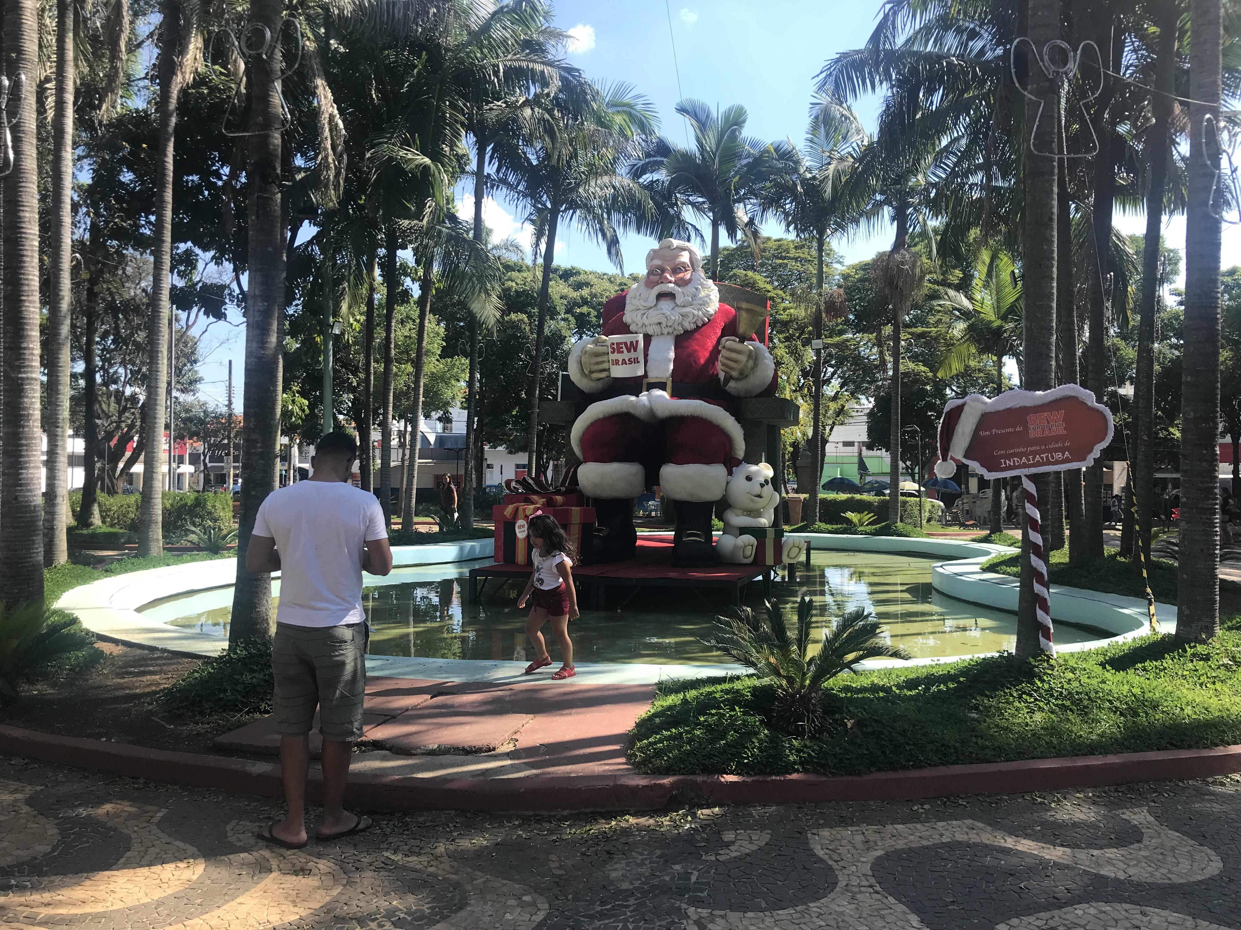 ブラジルのクリスマス事情 さわやかNo.35