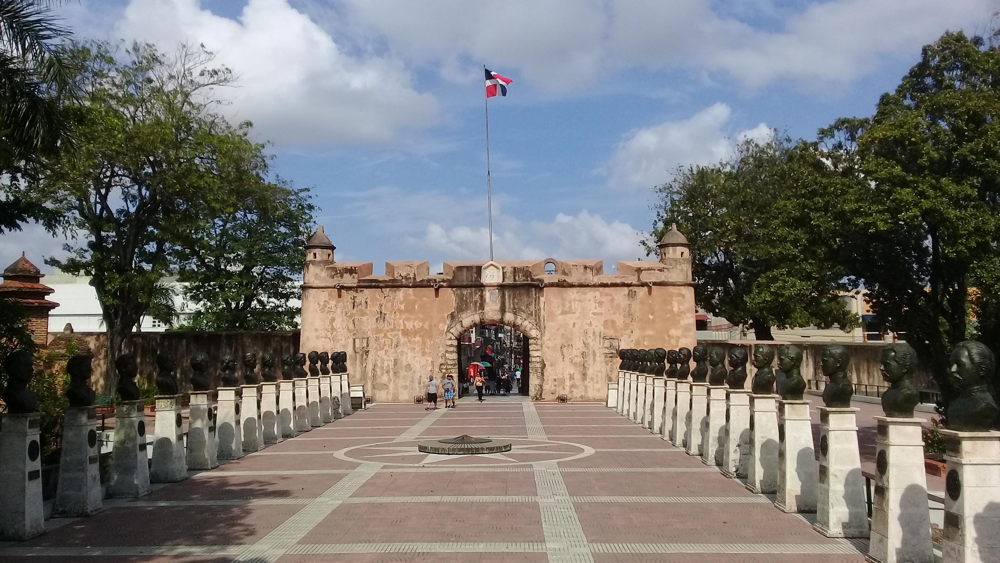 同期訪問 ドミニカ共和国