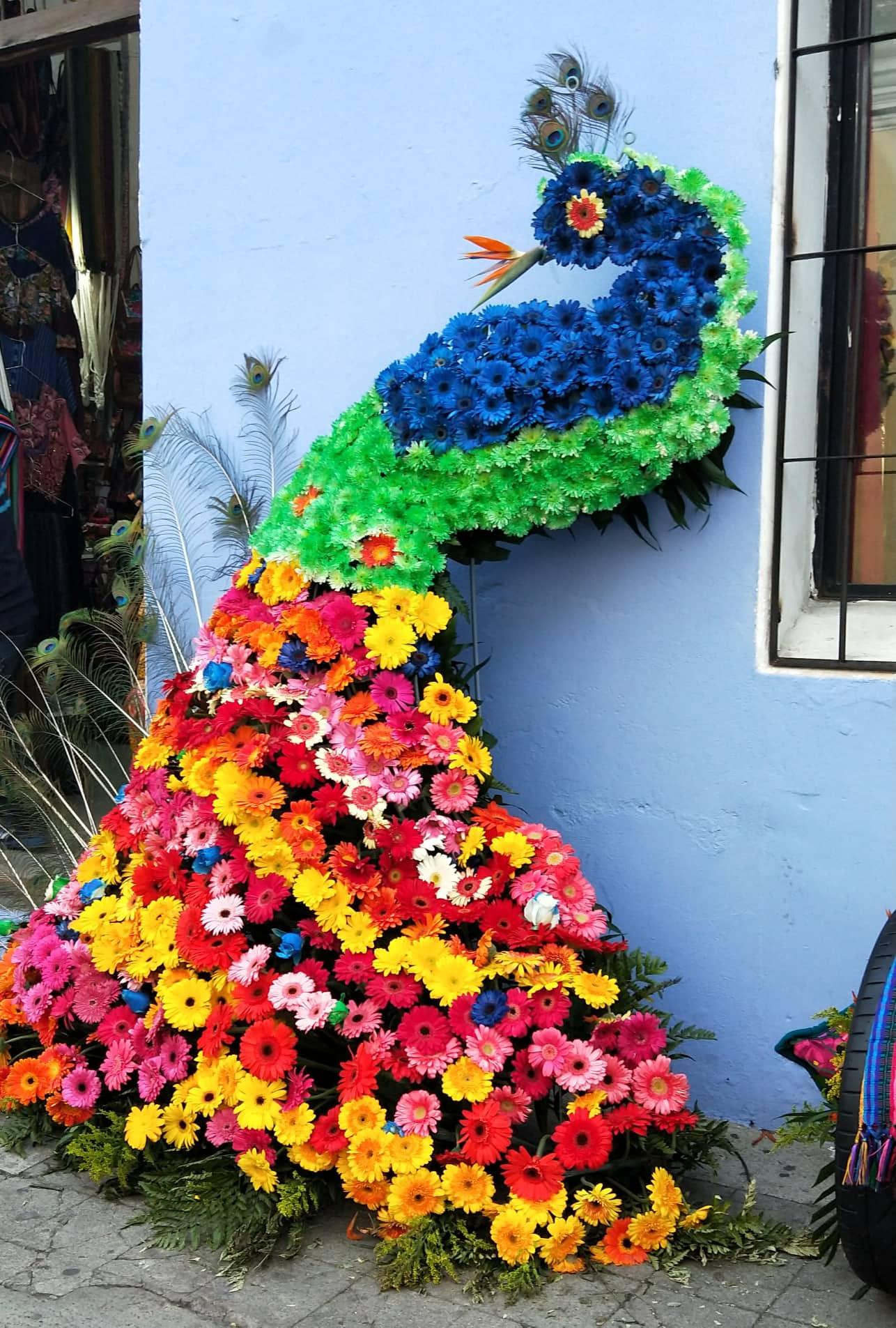 町のイベント × フラワーフェスティバル