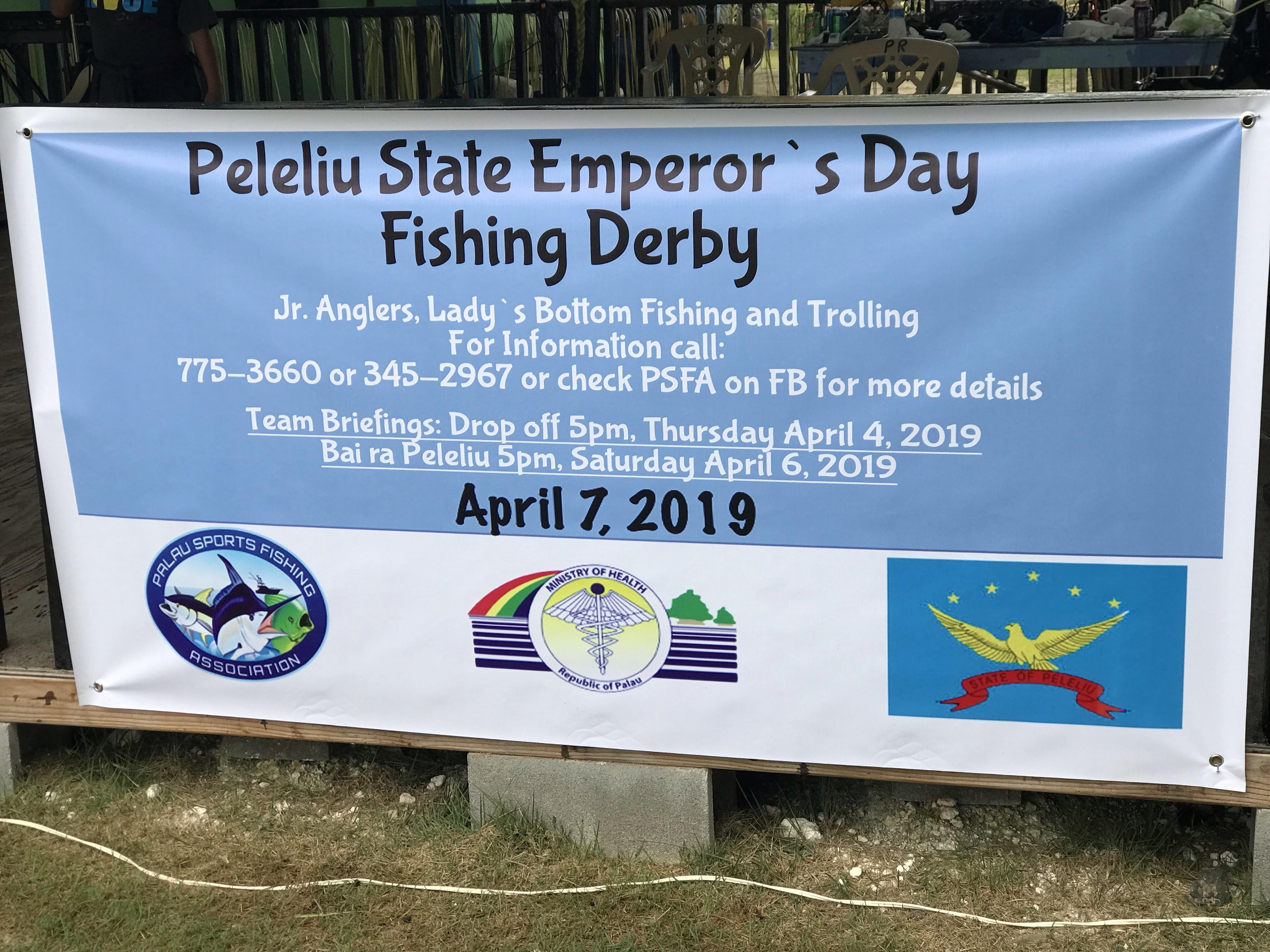 Peleliu Emperor Day