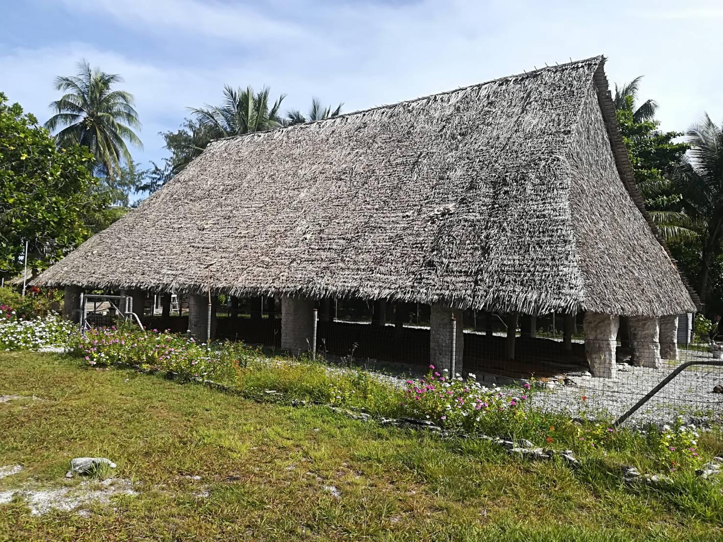 キリバス人の足と文化と糖尿病