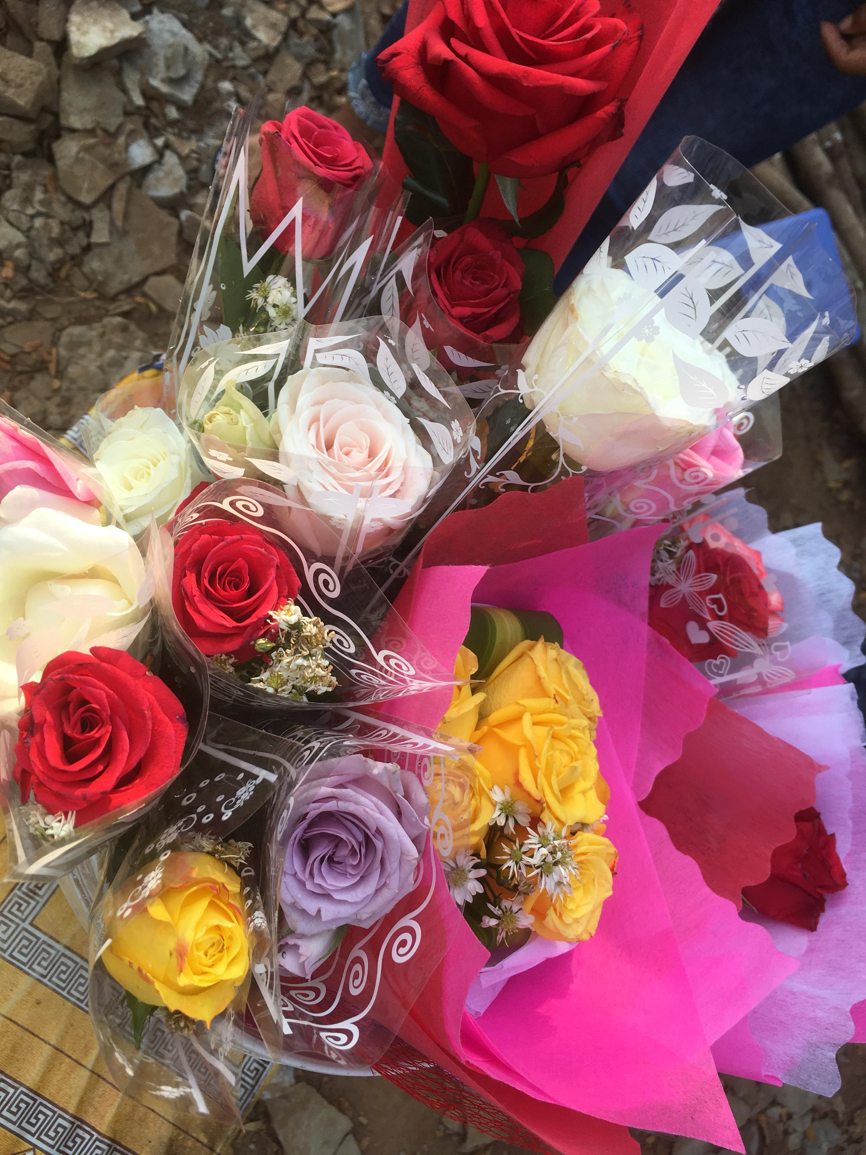 #3 カンボジア地方部のバレンタイン?