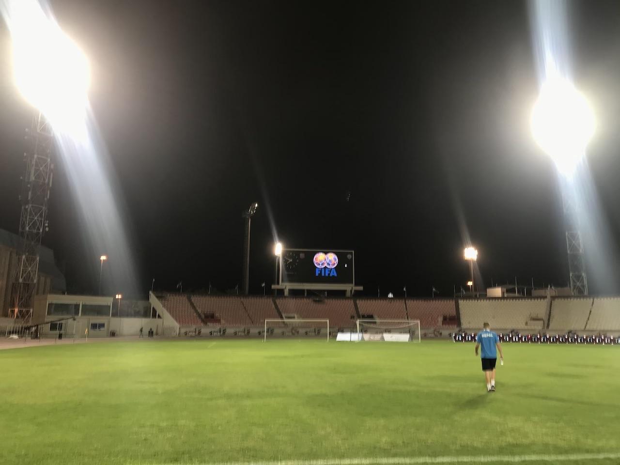 ワールドカップ2次予選 vs Kuwait 結・・・