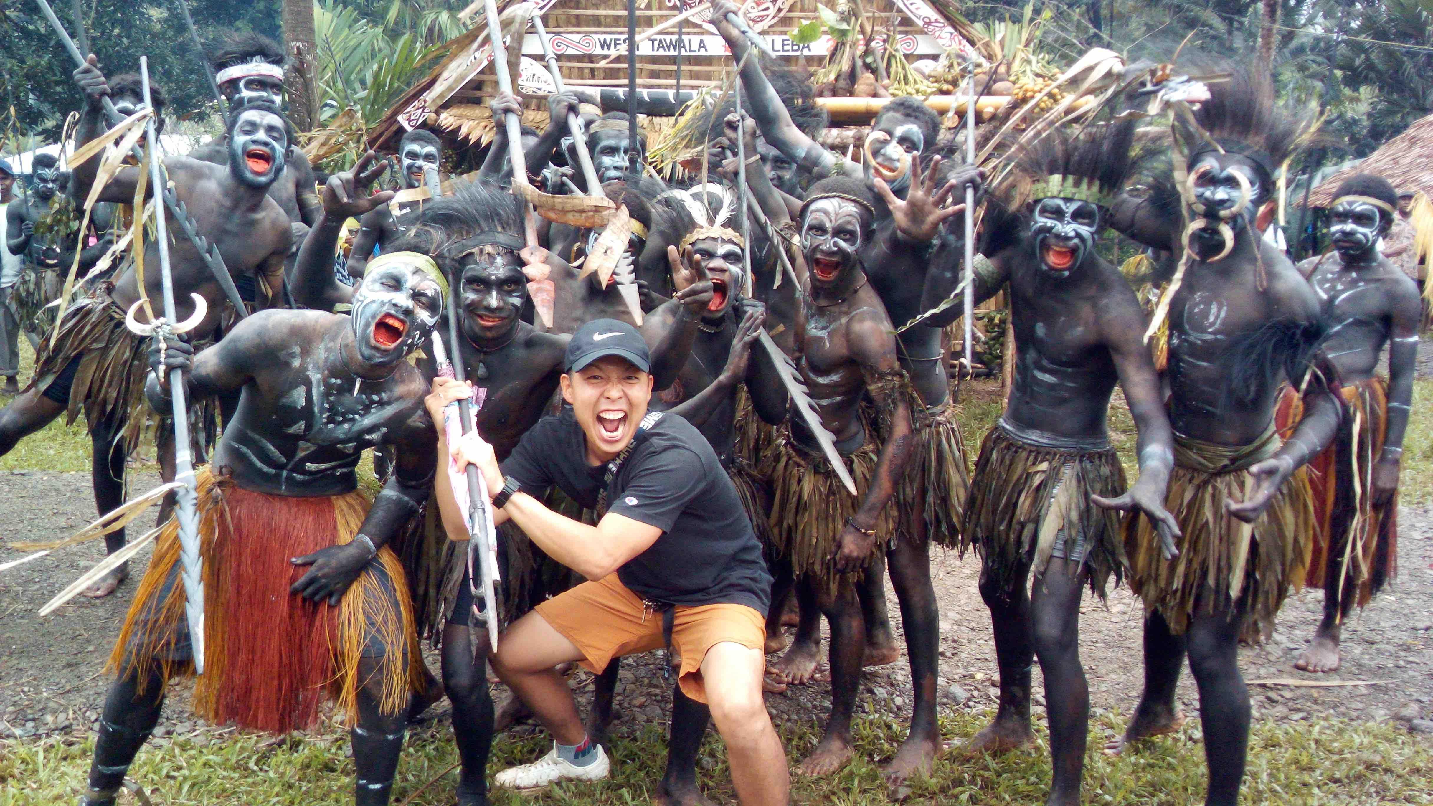 9 パプアニューギニアの言語事情 | 大自然の中で生きる(長嶺 快多 ...