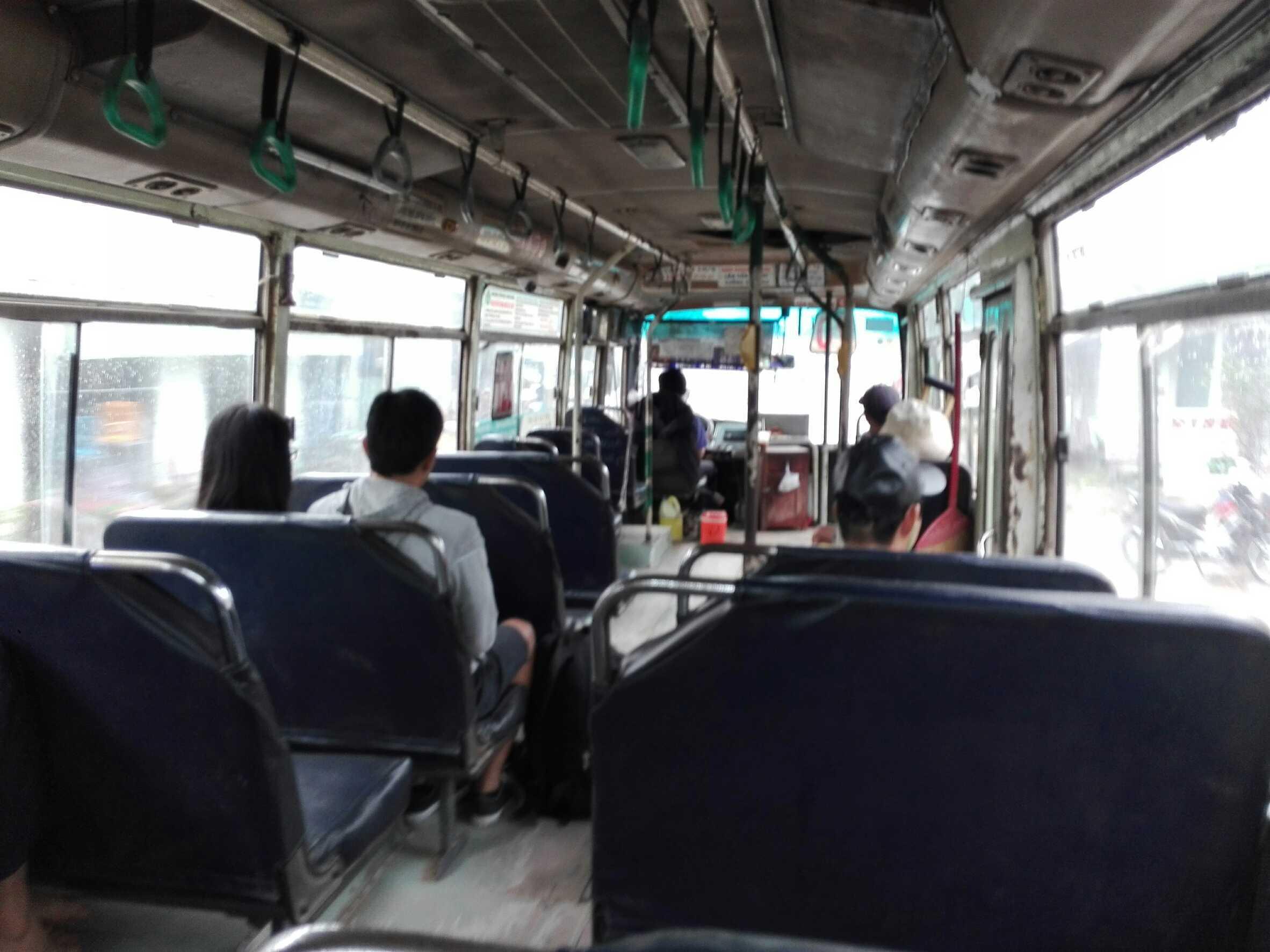 路線バスあるある