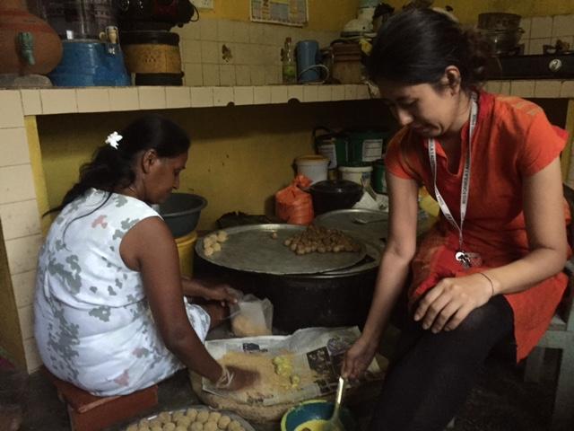 スリランカ料理のお勉強