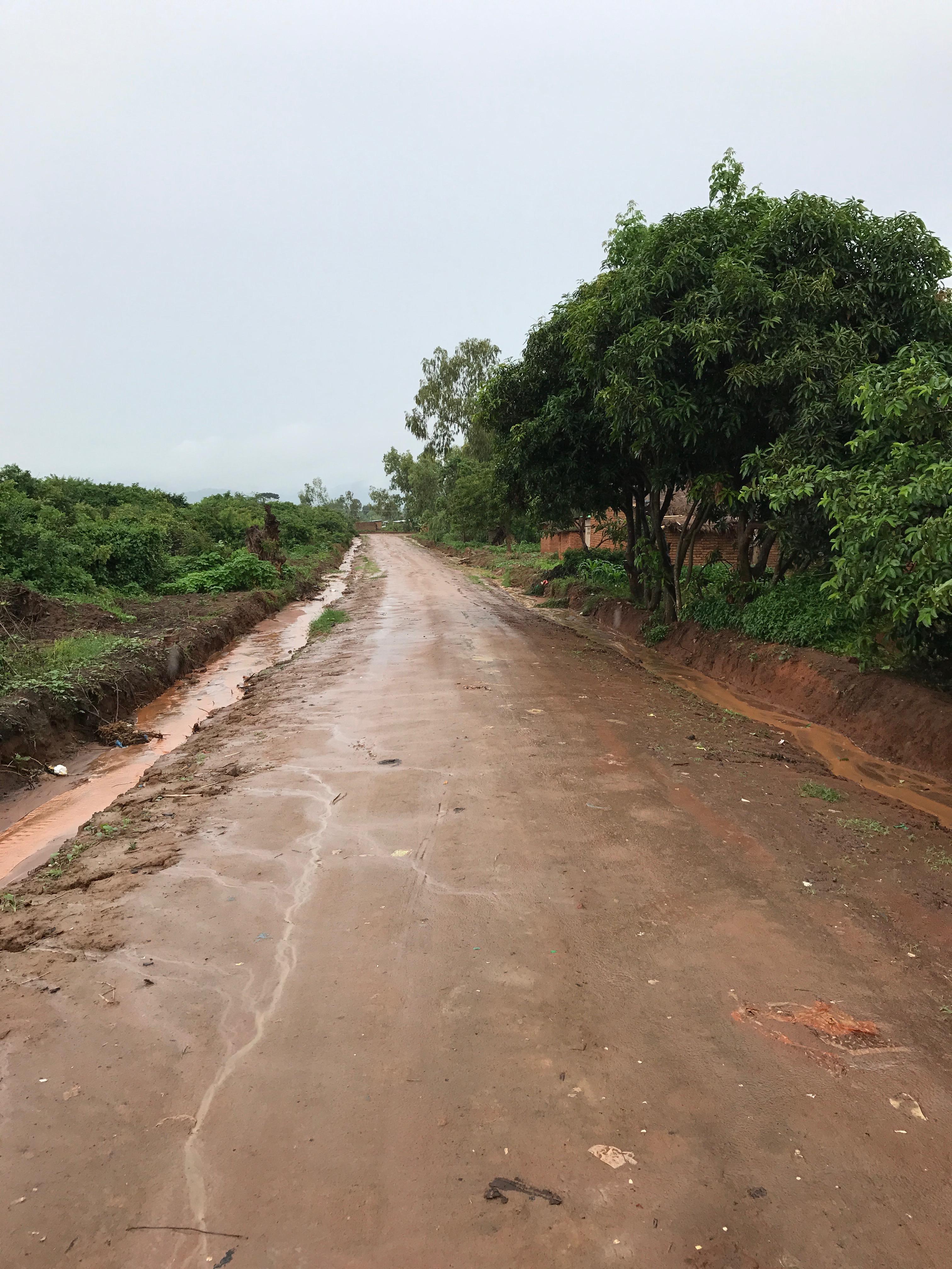 マラウイでの任地とボランティア活動