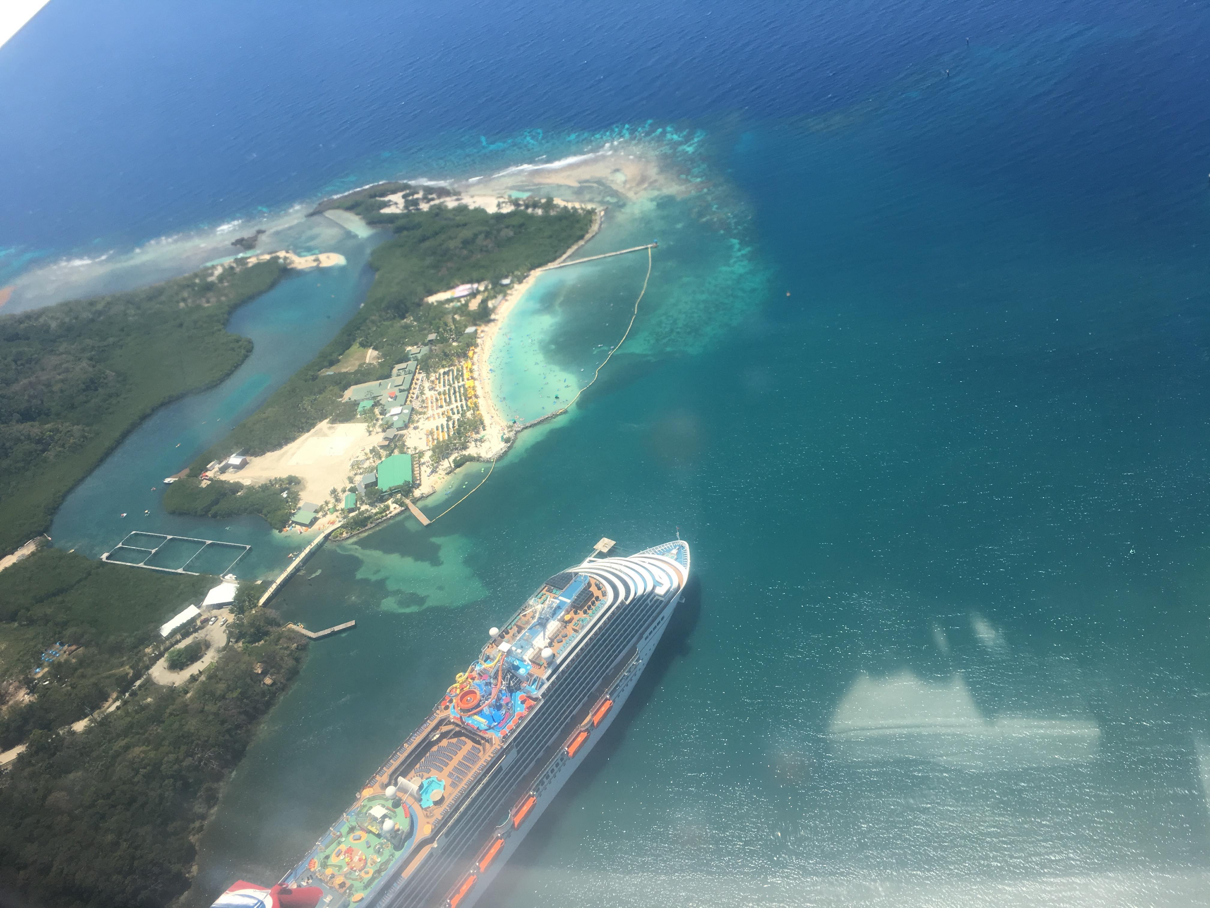 海 カリブ
