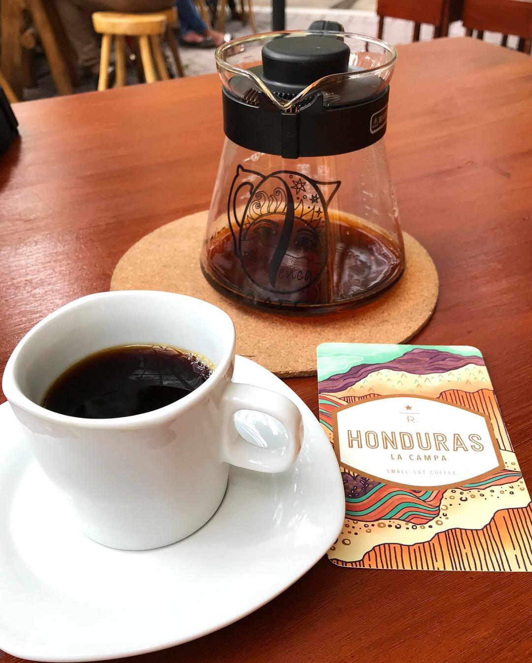 ホンジュラス産のアロマコーヒー