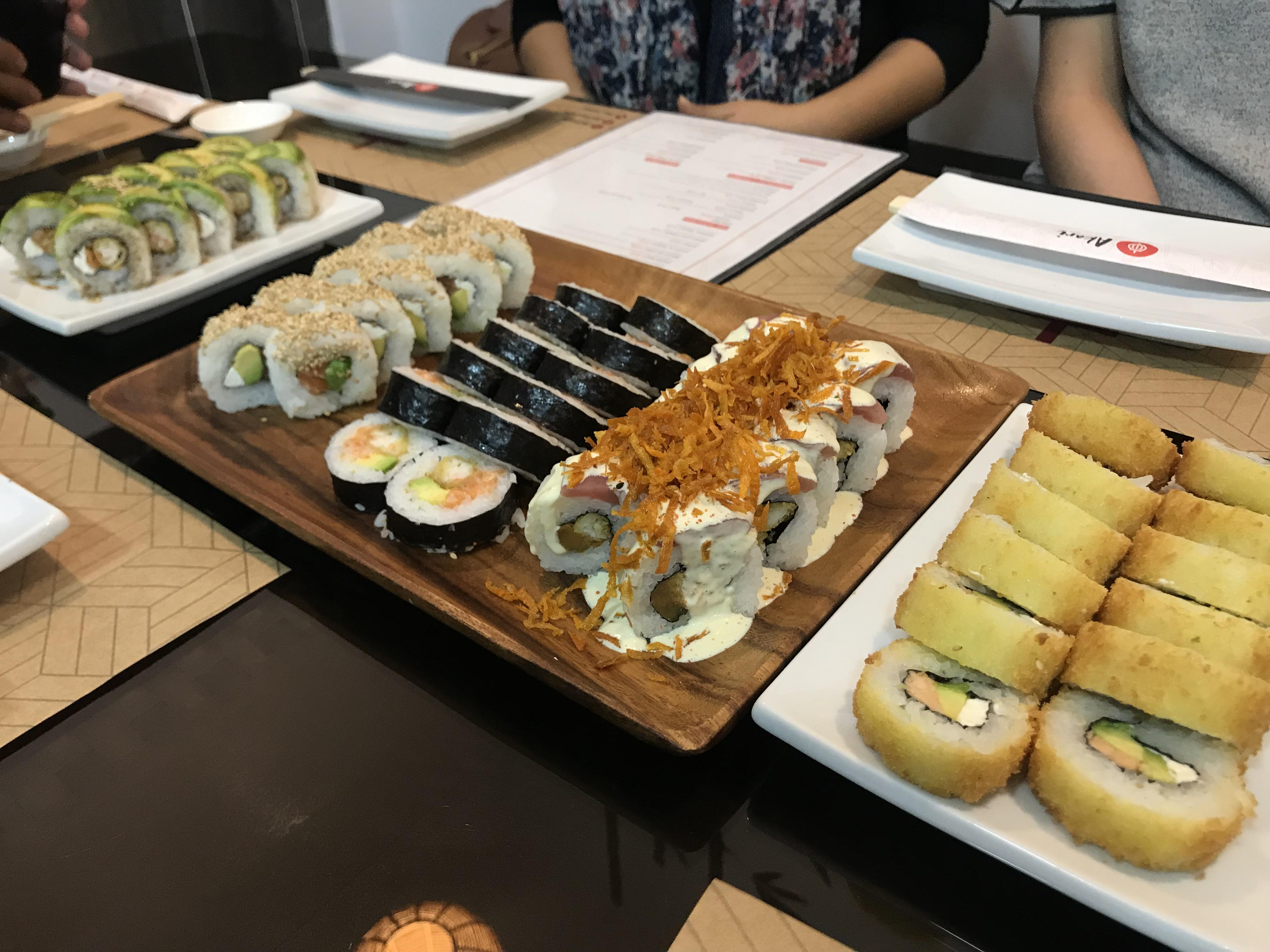ペルーの日本食について