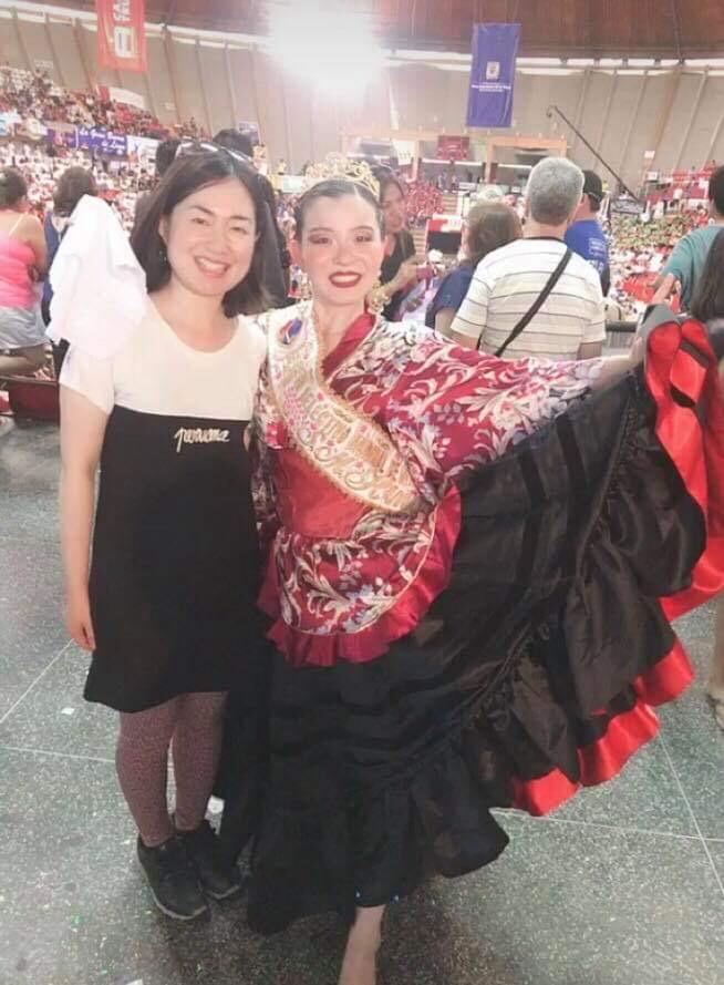 ペルーの伝統舞踊「マリネラ」
