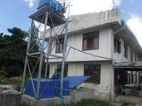 浄水器の設置