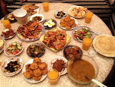 モロッコ料理と習慣~赤ちゃんが産まれたとき~