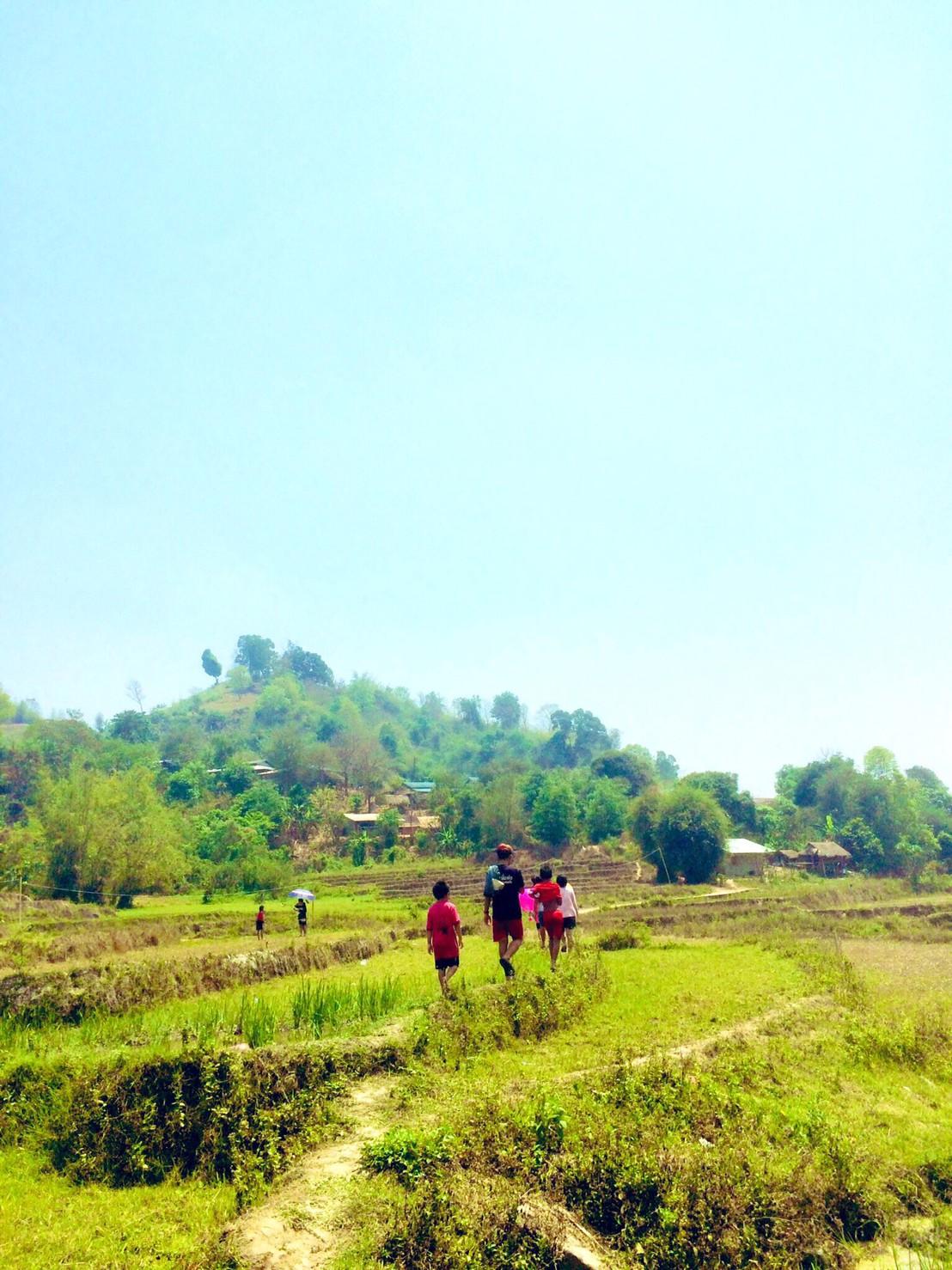 <第35回>山岳少数民族の村へ