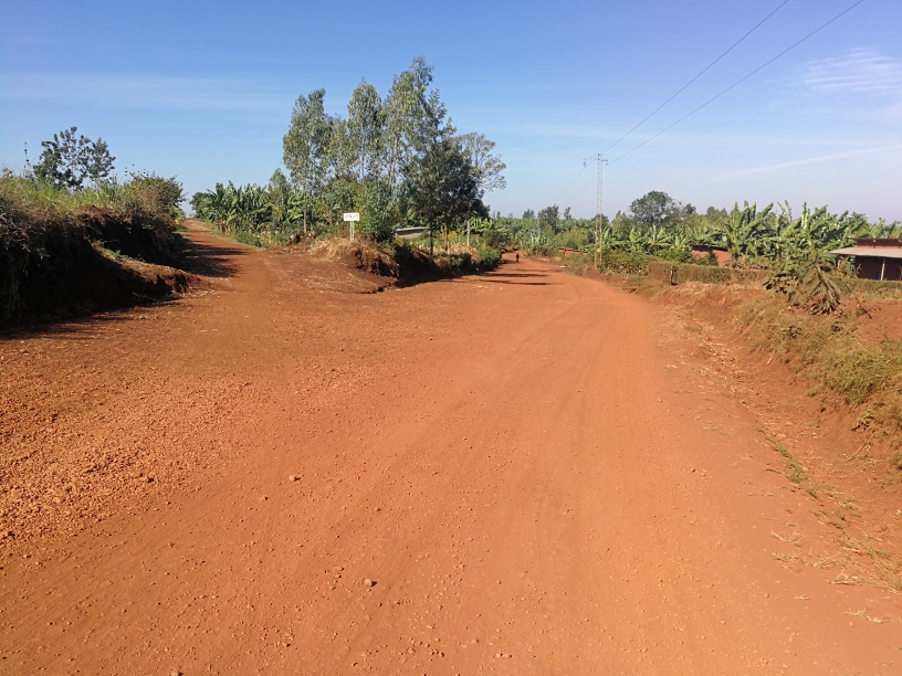 第1号 自己紹介&ルワンダの基礎情報