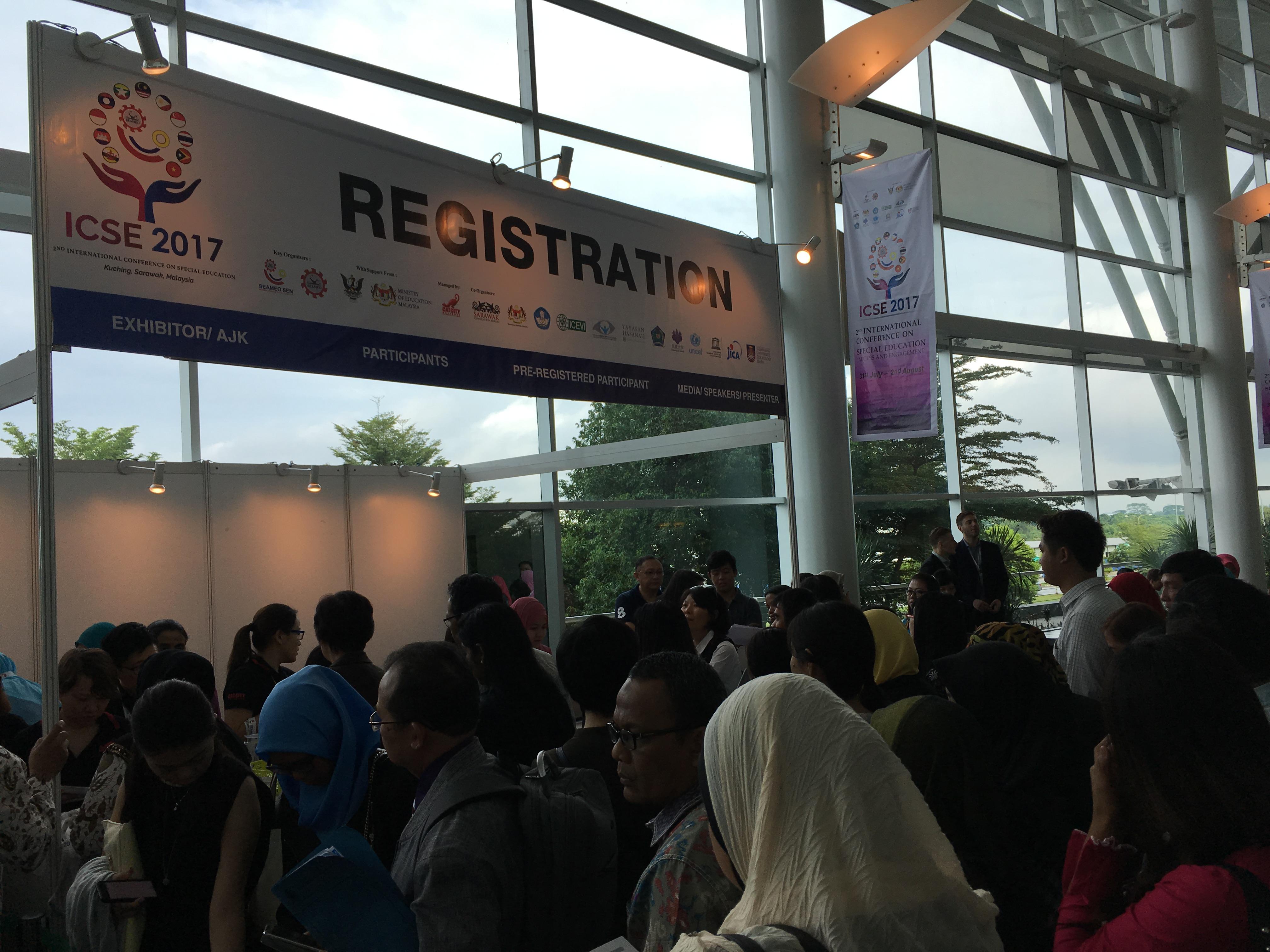国際会議への参加