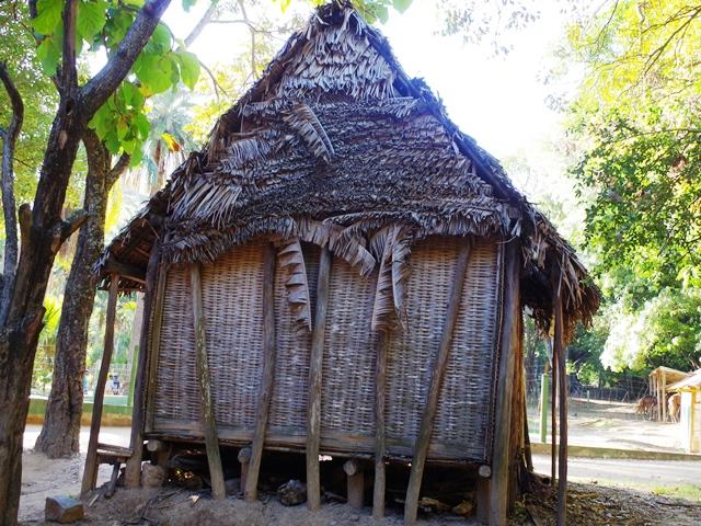 マダガスカルの住宅建築